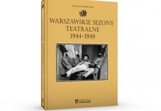 logo Warszawskie sezony teatralne 1944-1949