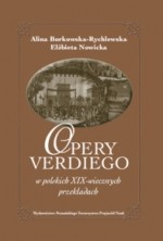 logo Opery Verdiego w polskich XIX-wiecznych przekładach