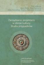 logo Zarządzanie projektami w sferze kultury. Studia przypadków