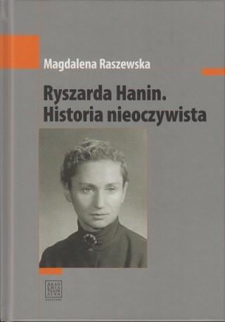 zdjęcie Ryszarda Hanin. Historia nieoczywista