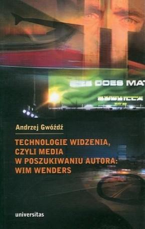 zdjęcie Technologie widzenia, czyli media w poszukiwaniu autora: wim wenders