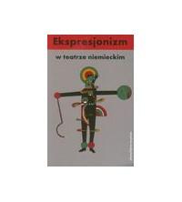logo Ekspresjonizm w teatrze niemieckim