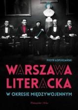 logo Warszawa literacka w okresie międzywojennym