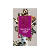 logo O psach, kotach i aniołach