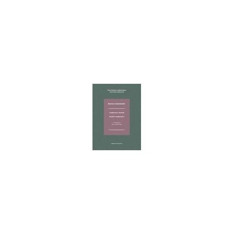 zdjęcie Gombrowicz- Beckett Becket-Gombrowicz: A Comparative Inter-modal Study