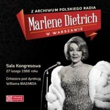 logo Marlene Dietrich w Warszawie