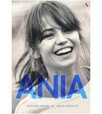 logo Ania. Biografia Anny Przybylskiej