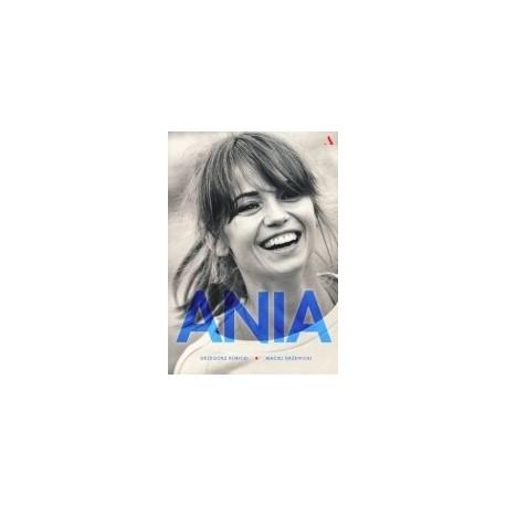 zdjęcie Ania. Biografia Anny Przybylskiej