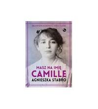 logo Masz na imię Camille