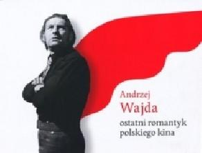 logo Andrzej Wajda - ostatni romantyk polskiego kina
