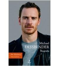 logo Michael Fassbender. Biografia