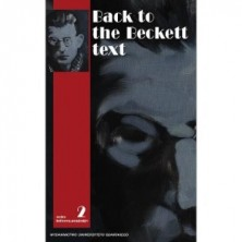 logo Back To The Beckett Text